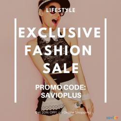 Lifestyle Exclusive Fashion Sale