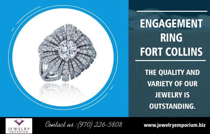 Engagement Ring Fort Collins | 9702265808 | jewelryemporium.biz