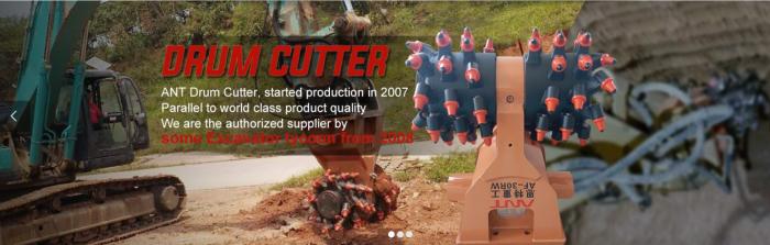 Excavator Saw manufacturer – ANT