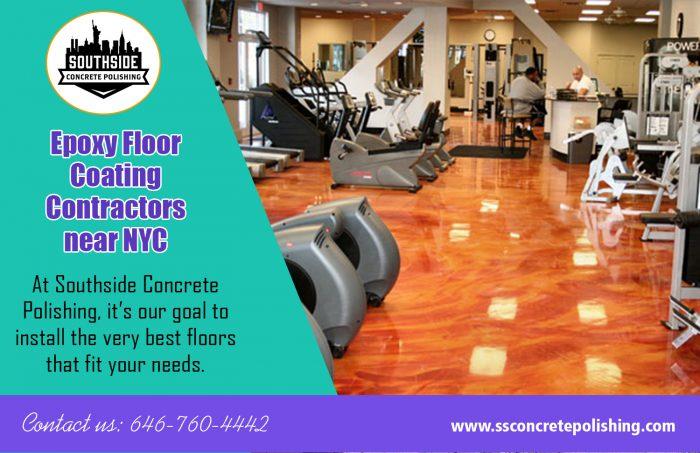 Epoxy Floor Coating Contractors near NYC