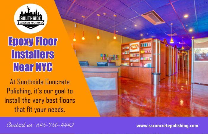 Epoxy Floor Installers near NYC
