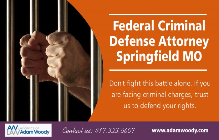 Federal Criminal Defense Attorney Springfield MO