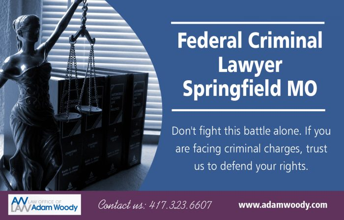 Federal Criminal Lawyer Springfield MO