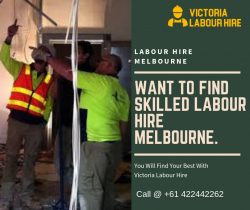 Skilled Labour Hire Agency Melbourne