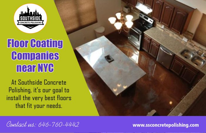 Floor Coating Companies near NYC
