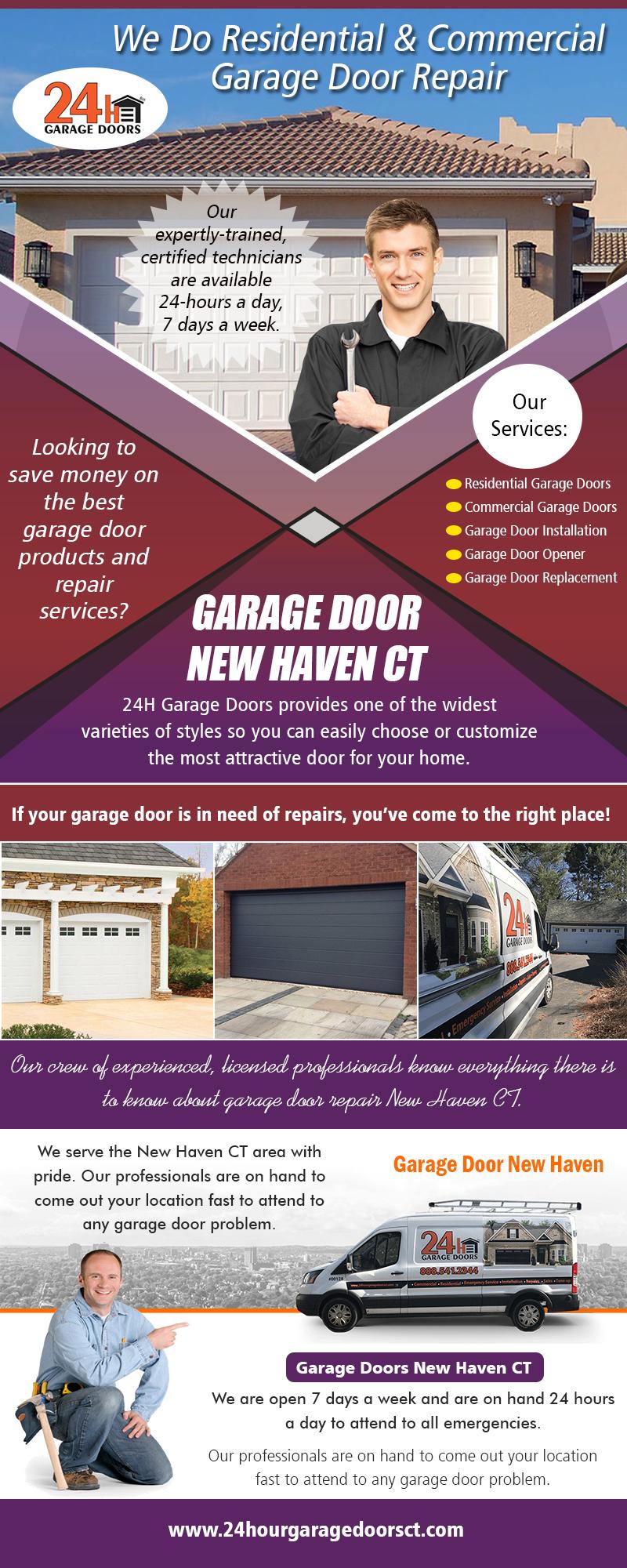 Garage Doors In New Haven CT