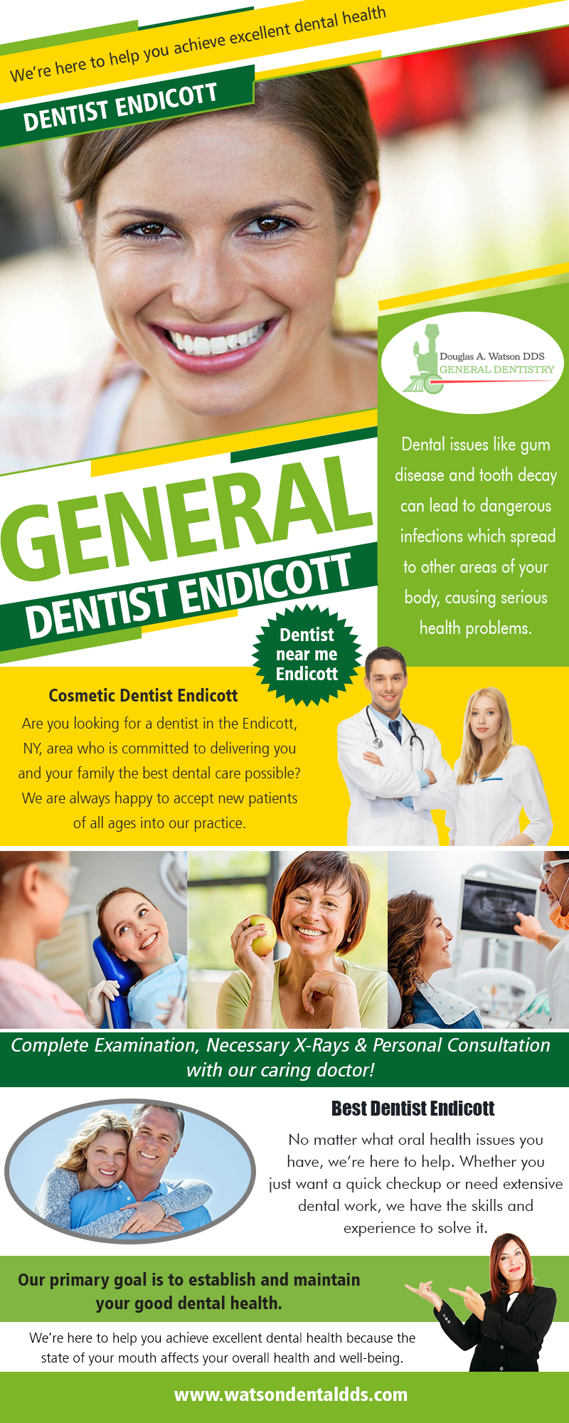 General Dentist Endicott