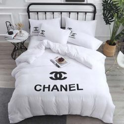 http://cocomote.com/products/chanel-blanket-quilt-pillow シャネル寝具カバー 4点セット chanel掛ふ ...