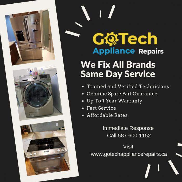 Best Appliance Company in Edmonton