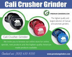 Herb Grinders | 18006309350 | premiumgrinders.com