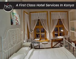 Hich Hotel Konya – A First Class Hotel Services In Konya