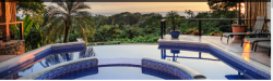 Hillside retreat Costa Rica