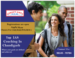 IAS Coaching in Chandigarh – Join SNM IAS Institute