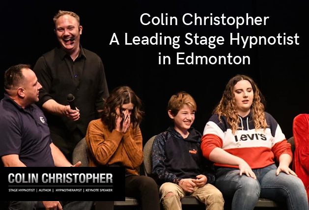 Colin Christopher – A Leading Stage Hypnotist in Edmonton
