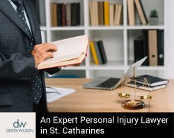 Derek Wilson: An Expert Personal Injury Lawyer in St. Catharines