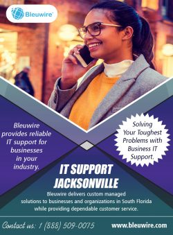 IT Support Jacksonville