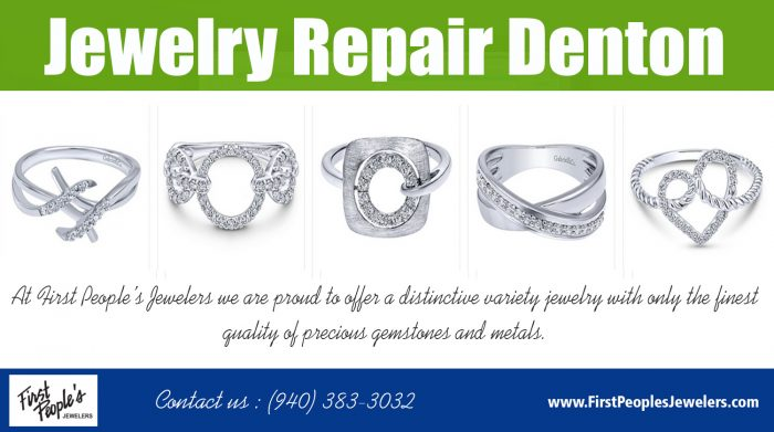 Jewelry Repair Denton
