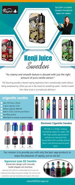 Kenji Juice Sweden