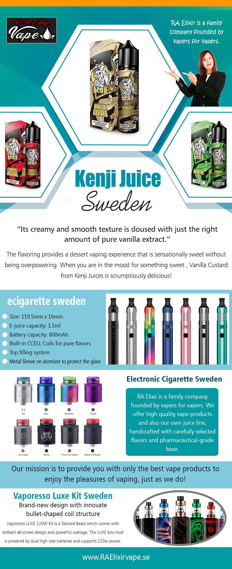 Kenji Juice Sweden