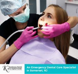 Kondorossy Dental – An Emergency Dental Care Specialist in Somerset, NJ
