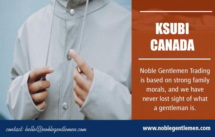 Ksubi Canada