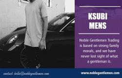 Ksubi Mens