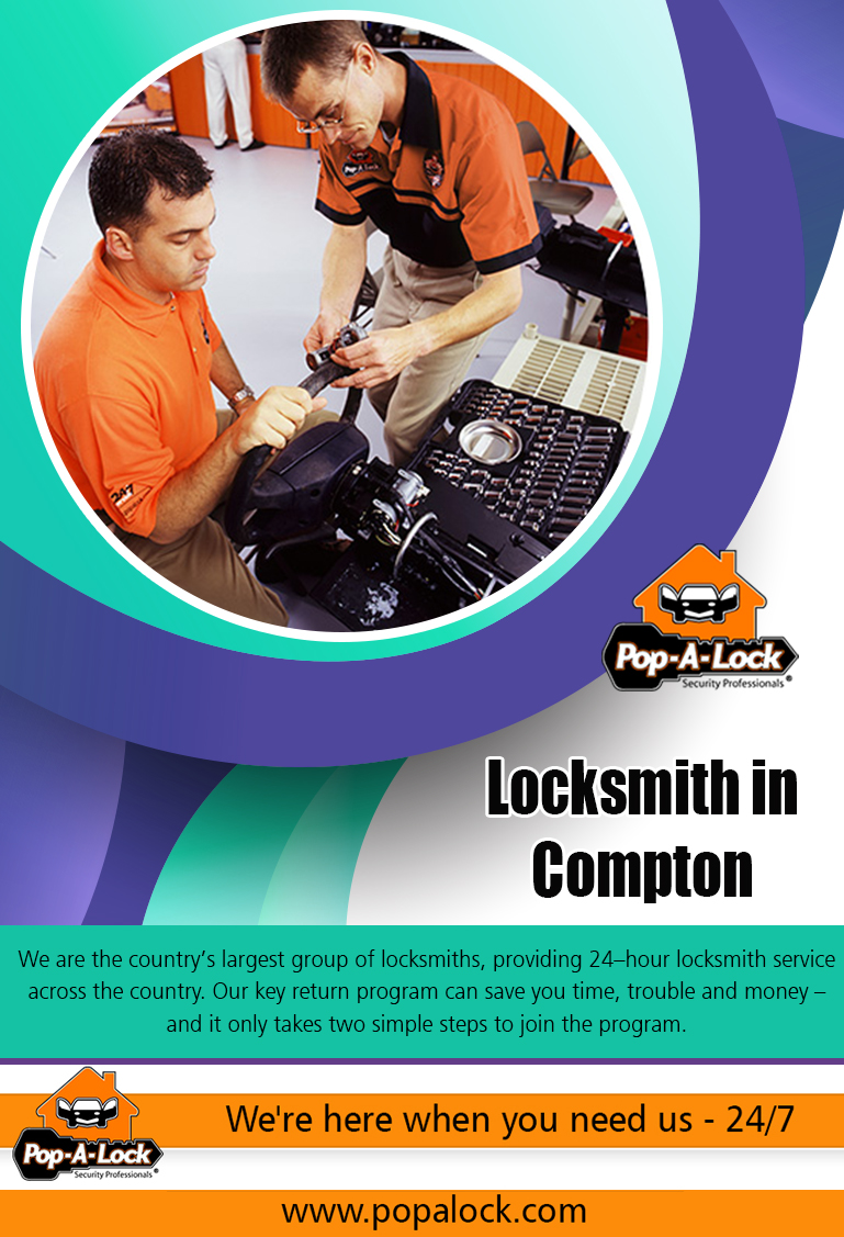 Locksmith in Compton | 4234996266 | popalock.com