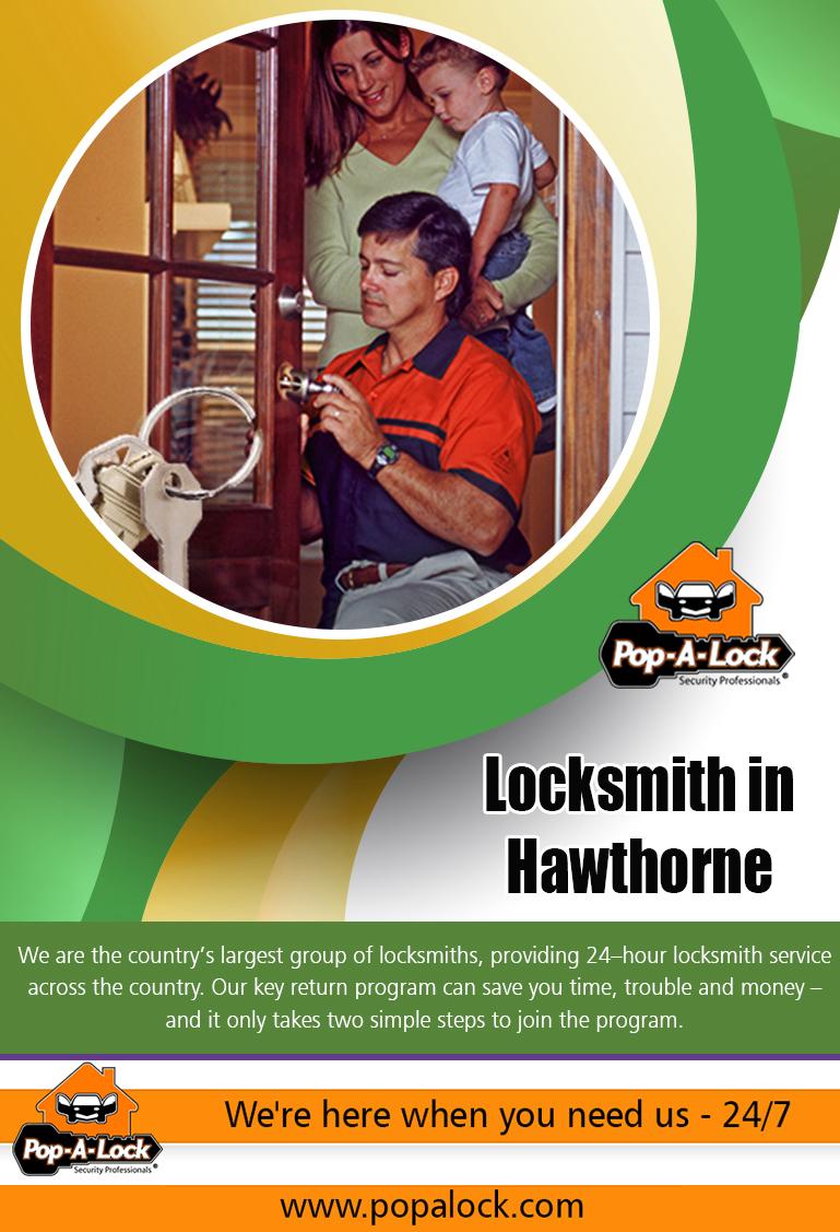 Locksmith in Hawthorne | 4234996266 | popalock.com