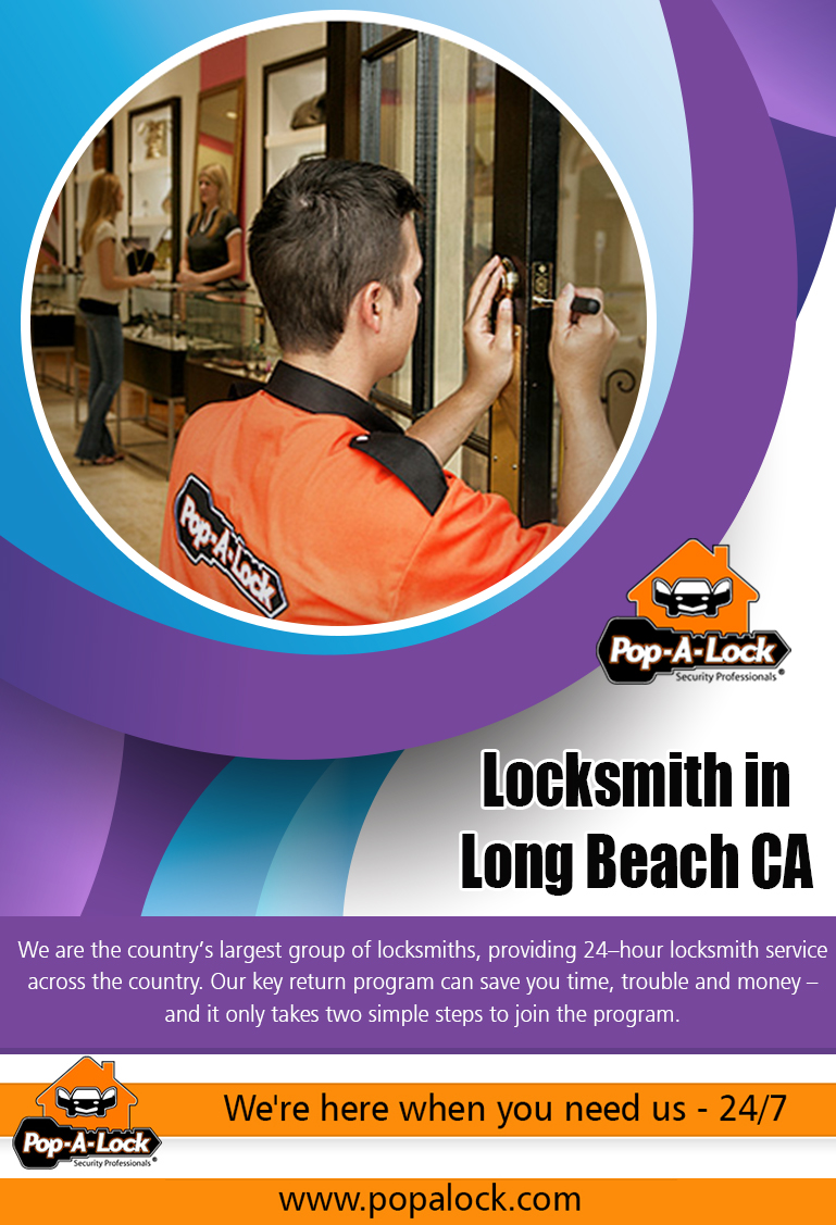 Locksmith in Long Beach CA | 4234996266 | popalock.com
