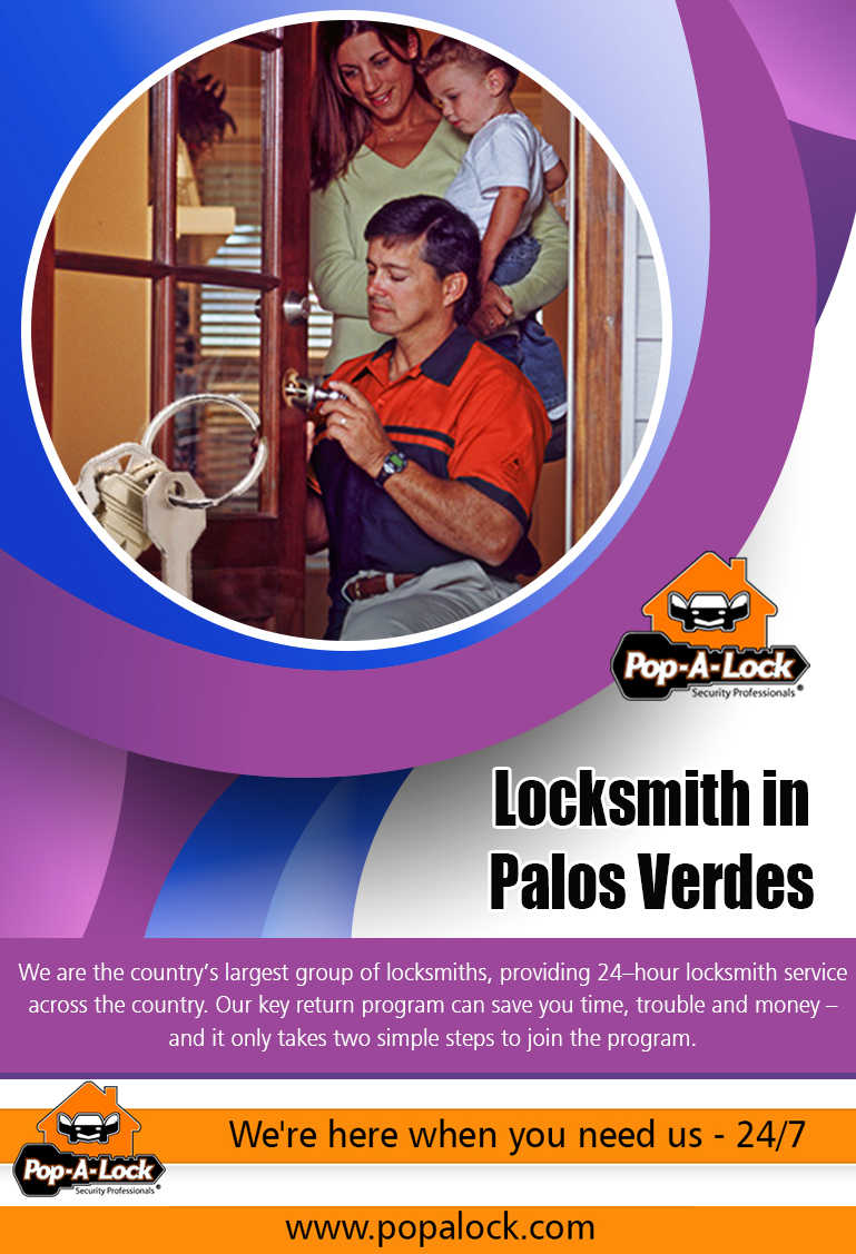 Locksmith in Palos Verdes | 4234996266 | popalock.com