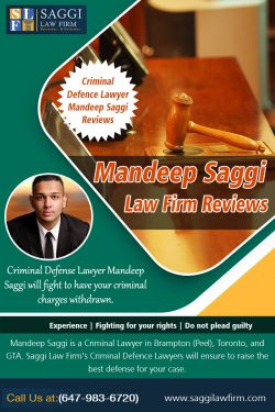 Mandeep Saggi Law Firm Reviews