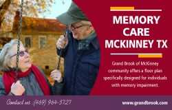 Memory Care McKinney TX | 9725420606 | grandbrook.com
