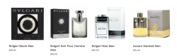 perfume brands for male