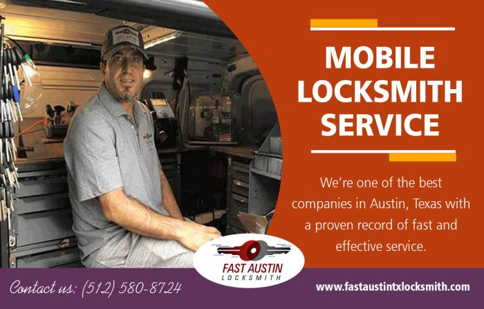 Mobile Locksmith Service