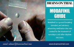 Modafinil Guide