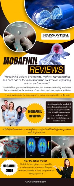 Modafinil Reviews