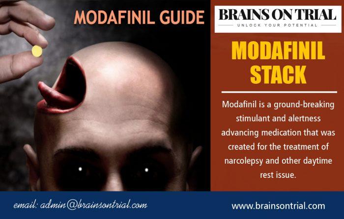 Modafinil Stack