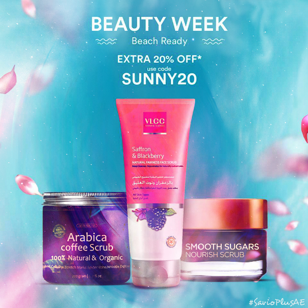 Souq Beauty Week Offer