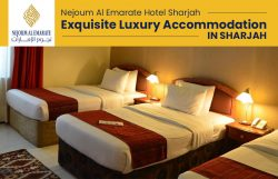 Nejoum Al Emarate Hotel Sharjah – Exquisite Luxury Accommodation in Sharjah