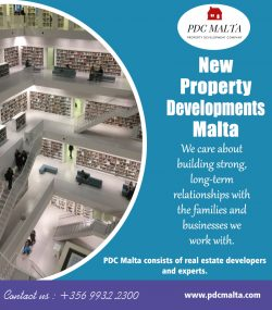 New Property Developments Malta