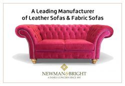 Newman & Bright – A Leading Manufacturer of Leather Sofas & Fabric Sofas