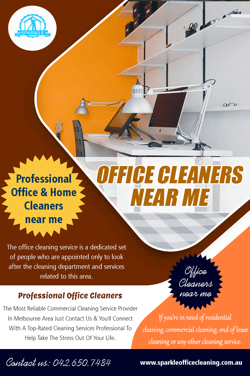 Office cleaners melbourne