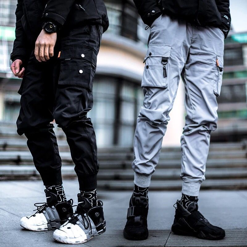 Overalls Cargo Joggers in trend