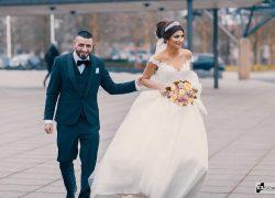 Prinzessin Brautkleider Tüll | Hochzeitskleider Günstig Online