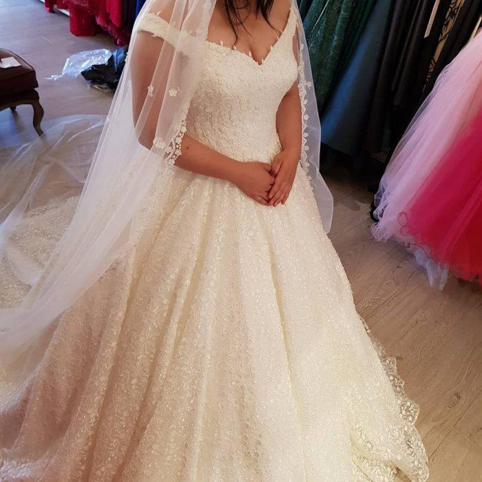 Brautkleider Große Größe | Spitze Hochzeitskleider Übergroße Online