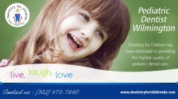 Pediatric dentist Wilmington
