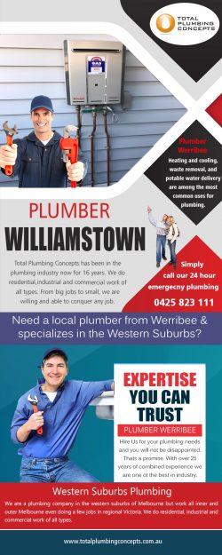 Plumber Williamstown