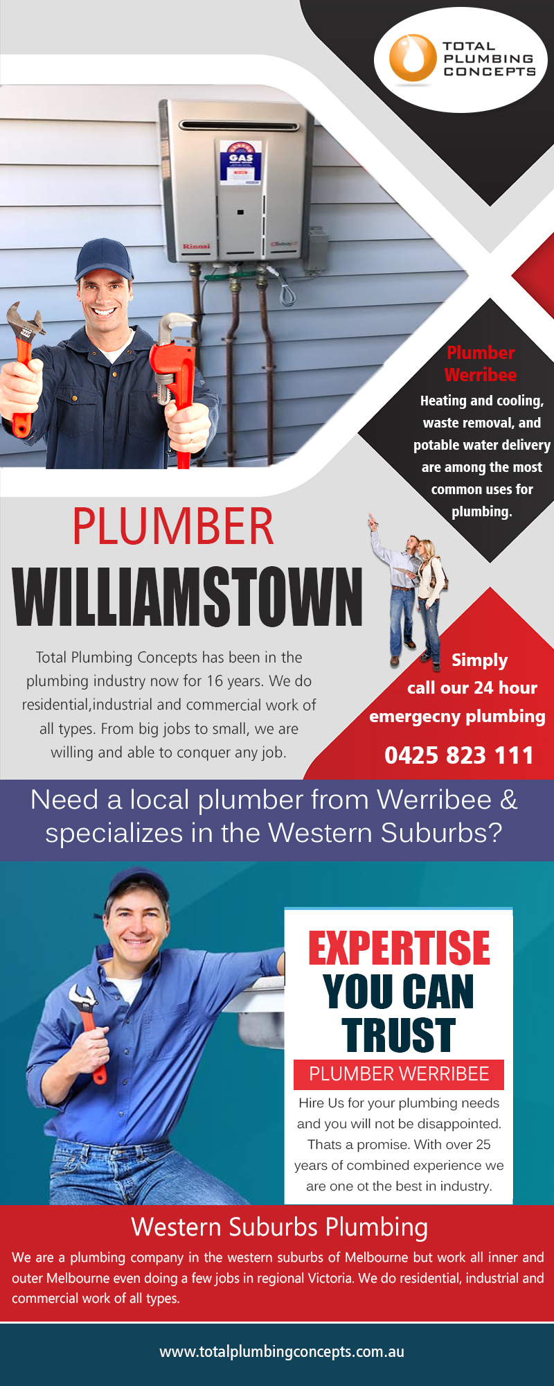 Plumber Williamstown