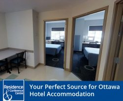 RCC Ottawa West – Your Perfect Source for Ottawa Hotel Accommodation