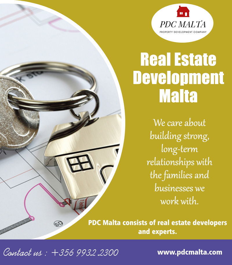 Real Estate Development Malta